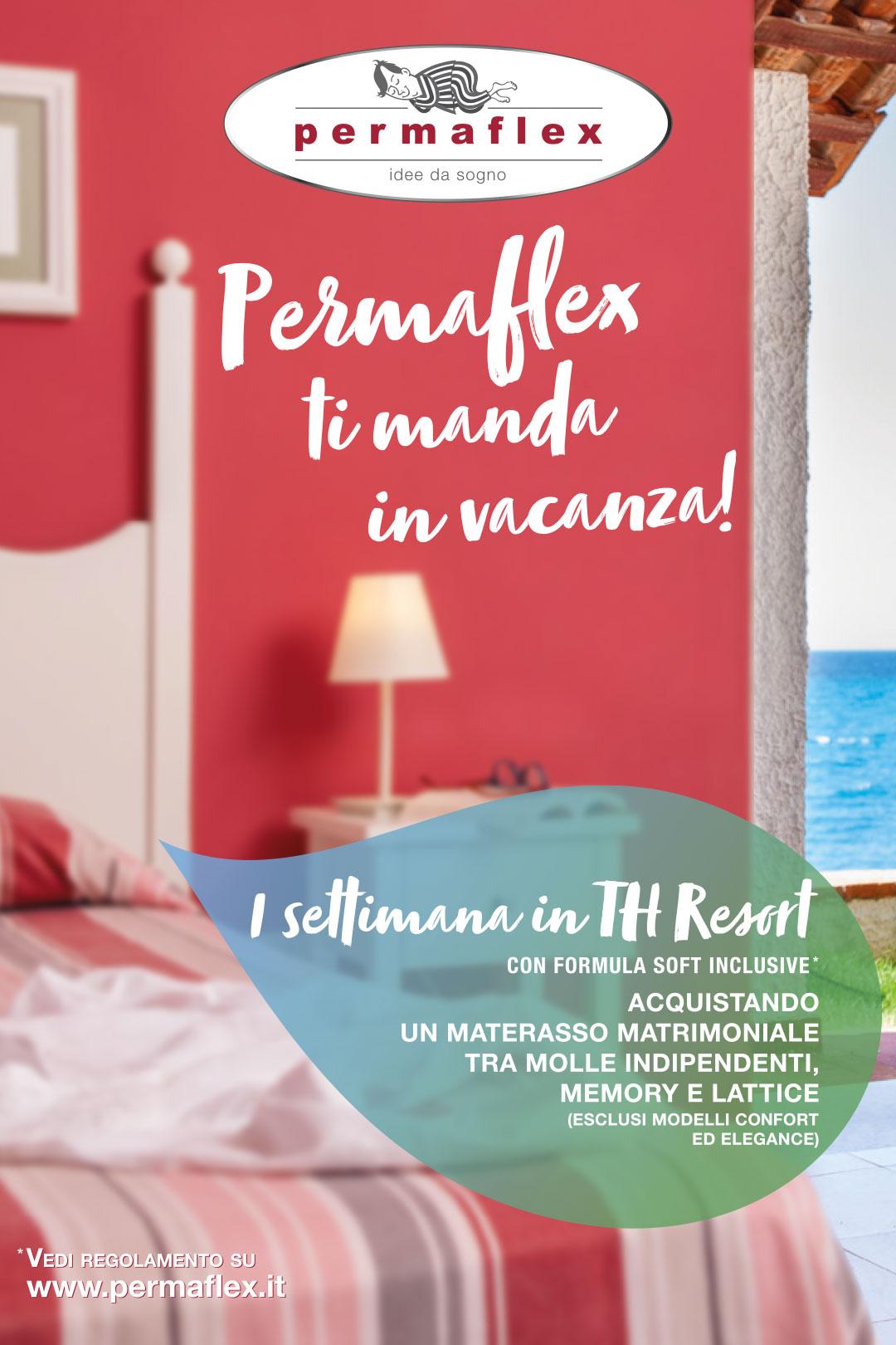 Materassi In Lattice Permaflex Prezzi.Vendita Materassi Reti Letti E Accessori Su Misura Permaflex Vicenza